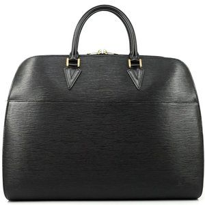 Auth Louis Vuitton Sorbonne Laptop Bag #4861L31